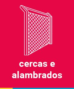 CERCAS E ALAMBRADOS