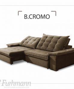 B. Cromo - Sofá