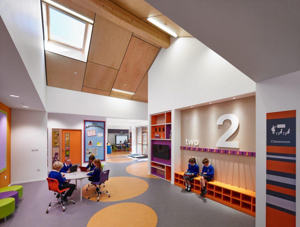 Arquitetura nas escolas
