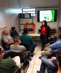 Oficina da Prevenção - Treinamentos e Consultoria em Segurança do Trabalho - Claudia de Paula Rodrigues