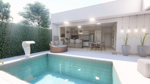 Casa em Maringá - Augen Arquitetura