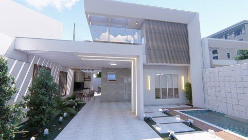 Casa no Rio Grande do Sul - Augen Arquitetura