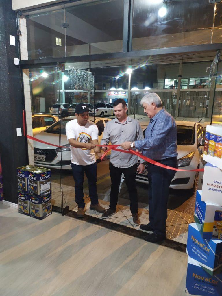 Tintas MC inaugura mais uma unidade, desta vez em Balneário Camboriú