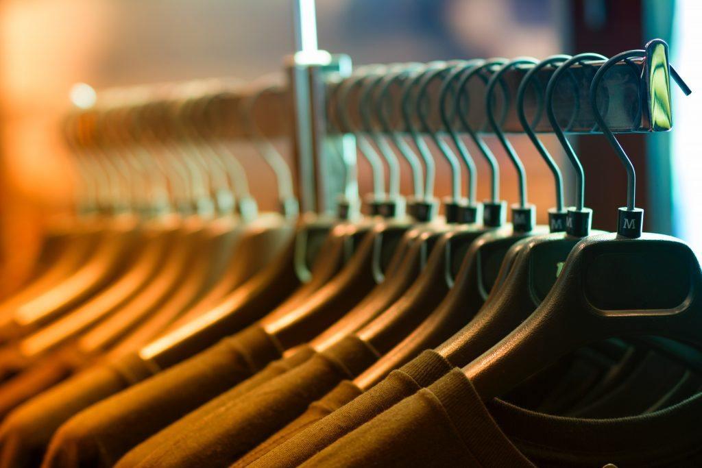 Qual a distribuição ideal de um closet?
