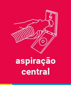 ASPIRAÇÃO CENTRAL