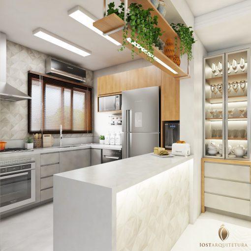 Cozinha - Iost Arquitetura