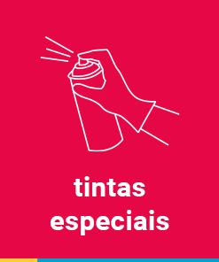 TINTAS ESPECIAIS